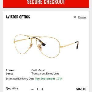 Ray Ban Reading Glasses *Frame*